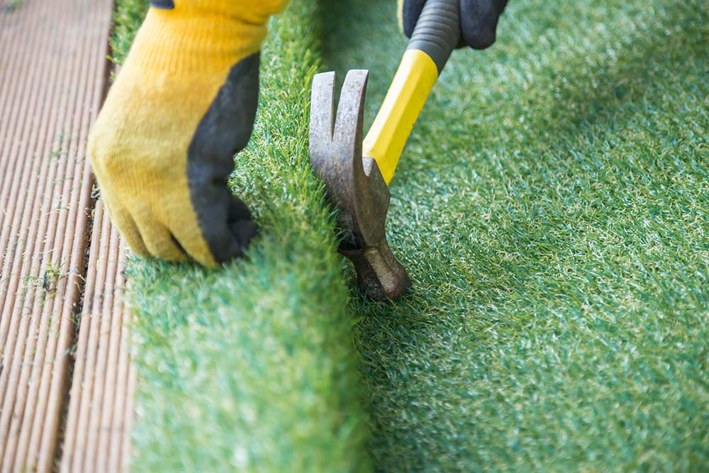 How to Lay Artificial Grass Yourself